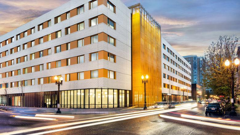 "Residence Inn Portland Downtown Exterior. Images powered by <a href=""http://www.leonardo.com"" target=""_blank"" rel=""noopener"">Leonardo</a>."