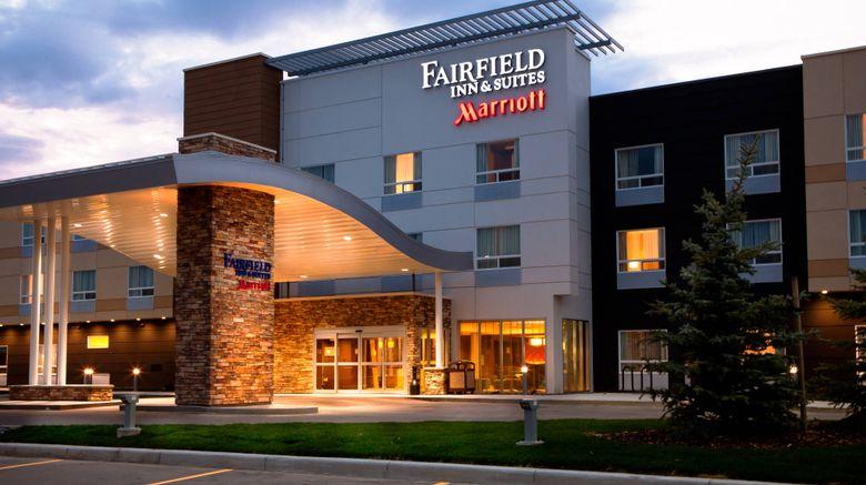 "Fairfield Inn  and  Suites Lethbridge Exterior. Images powered by <a href=""http://www.leonardo.com"" target=""_blank"" rel=""noopener"">Leonardo</a>."