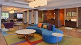 Fairfield Inn & Suites Anderson Clemson Lobby