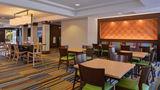 Fairfield Inn & Suites Anderson Clemson Restaurant
