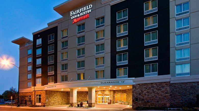 "Fairfield Inn  and  Suites San Antonio Dtwn Exterior. Images powered by <a href=""http://www.leonardo.com"" target=""_blank"" rel=""noopener"">Leonardo</a>."