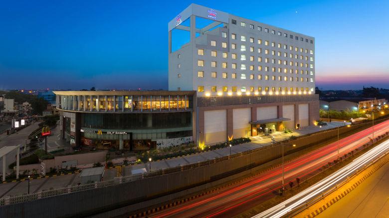 "Fairfield Marriott Bengaluru Rajajinagar Exterior. Images powered by <a href=""http://www.leonardo.com"" target=""_blank"" rel=""noopener"">Leonardo</a>."