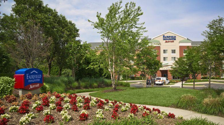 """Fairfield Inn  and  Suites White Marsh Exterior. Images powered by <a href=""""http://www.leonardo.com"""" target=""""_blank"""" rel=""""noopener"""">Leonardo</a>."""