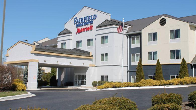 "Fairfield Inn  and  Suites Frankfort Exterior. Images powered by <a href=""http://www.leonardo.com"" target=""_blank"" rel=""noopener"">Leonardo</a>."