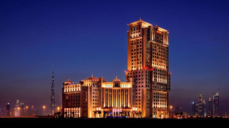 "Marriott Hotel Al Jaddaf, Dubai Exterior. Images powered by <a href=""http://www.leonardo.com"" target=""_blank"" rel=""noopener"">Leonardo</a>."
