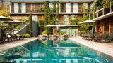 Courtyard Montpellier Marriott Recreation