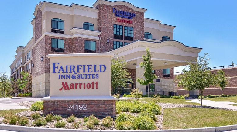 "Fairfield Inn Denver Aurora/Parker Exterior. Images powered by <a href=""http://www.leonardo.com"" target=""_blank"" rel=""noopener"">Leonardo</a>."