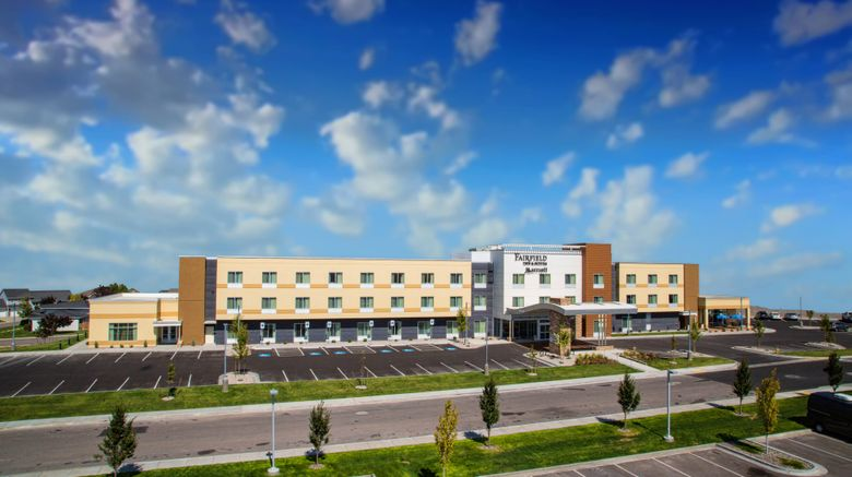 "Fairfield Inn  and  Suites Pocatello Exterior. Images powered by <a href=""http://www.leonardo.com"" target=""_blank"" rel=""noopener"">Leonardo</a>."