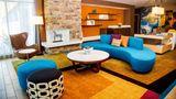 Fairfield Inn & Suites Pocatello Lobby