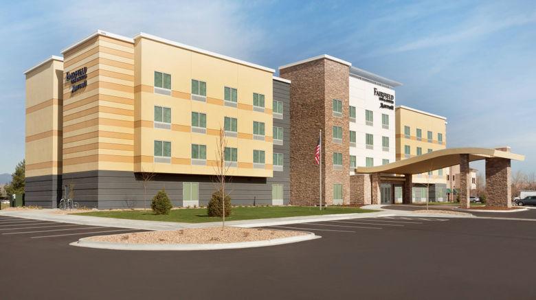 "Fairfield Inn  and  Suites Boulder Longmont Exterior. Images powered by <a href=""http://www.leonardo.com"" target=""_blank"" rel=""noopener"">Leonardo</a>."