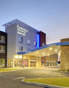 Fairfield Inn & Suites North Airport