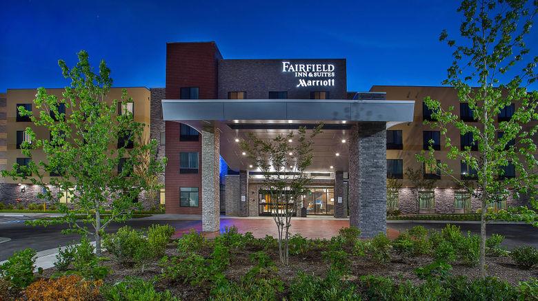"Fairfield Inn  and  Suites Nashville Exterior. Images powered by <a href=""http://www.leonardo.com"" target=""_blank"" rel=""noopener"">Leonardo</a>."