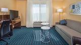 Fairfield Inn & Suites Nashville Suite