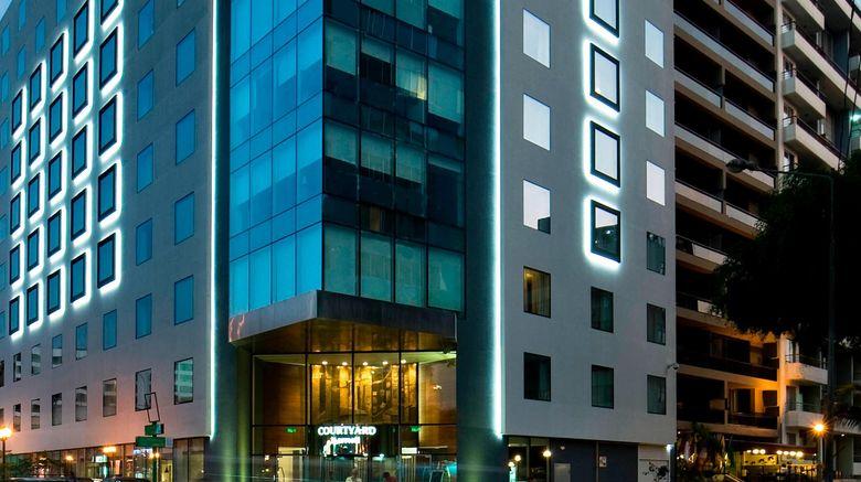 "Courtyard by Marriott Lima Miraflores Exterior. Images powered by <a href=""http://www.leonardo.com"" target=""_blank"" rel=""noopener"">Leonardo</a>."