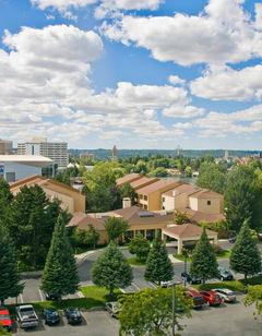 Courtyard Spokane Downtown