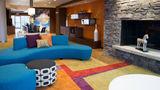 Fairfield Inn & Suites Dickson Lobby