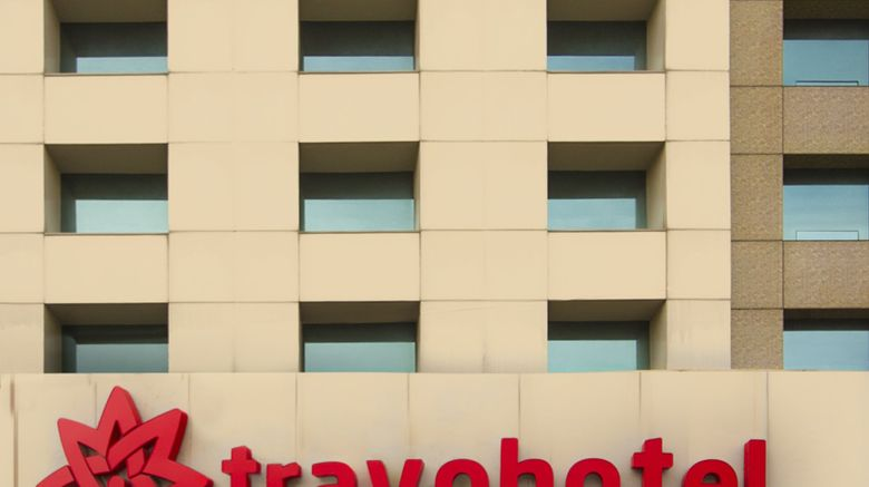 "Travohotel Monterrey Historico Exterior. Images powered by <a href=""http://www.leonardo.com"" target=""_blank"" rel=""noopener"">Leonardo</a>."