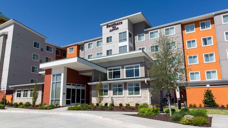 """Residence Inn Oklahoma City Northwest Exterior. Images powered by <a href=""""http://www.leonardo.com"""" target=""""_blank"""" rel=""""noopener"""">Leonardo</a>."""