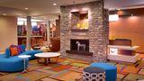 Fairfield Inn Salt Lake City Downtown Lobby