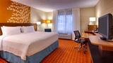 Fairfield Inn Salt Lake City Downtown Room