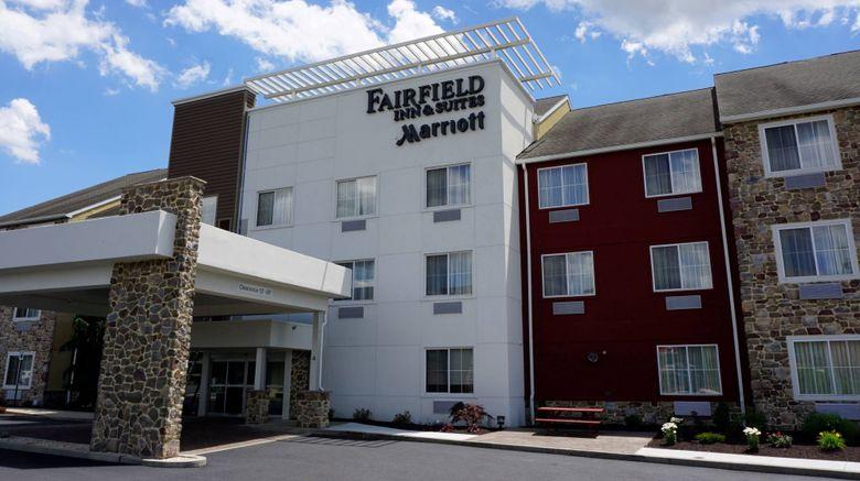 "Fairfield Inn  and  Suites Jonestown Exterior. Images powered by <a href=""http://www.leonardo.com"" target=""_blank"" rel=""noopener"">Leonardo</a>."