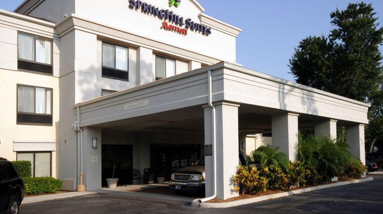 """SpringHill Suites Sarasota Bradenton Exterior. Images powered by <a href=""""http://www.leonardo.com"""" target=""""_blank"""" rel=""""noopener"""">Leonardo</a>."""