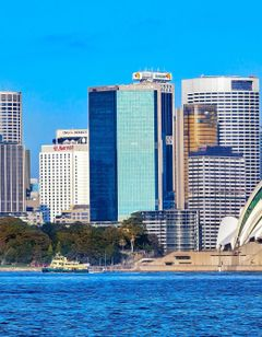 Sydney Harbour Marriott at Circular Quay