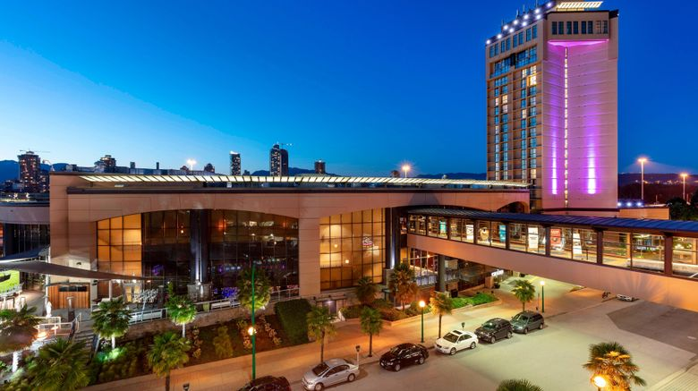 """Delta Burnaby Hotel  and  Conference Centre Exterior. Images powered by <a href=""""http://www.leonardo.com"""" target=""""_blank"""" rel=""""noopener"""">Leonardo</a>."""