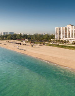 Fort Lauderdale Marriott Harbor Beach