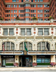 The Historic Davenport Hotel