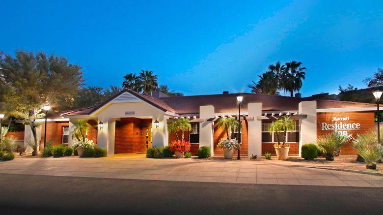 """Residence Inn Scottsdale North Exterior. Images powered by <a href=""""http://www.leonardo.com"""" target=""""_blank"""" rel=""""noopener"""">Leonardo</a>."""