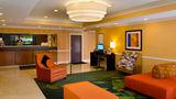 Fairfield Inn St. Louis Fenton Lobby