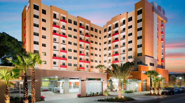 "Residence Inn West Palm Beach Downtown Exterior. Images powered by <a href=""http://www.leonardo.com"" target=""_blank"" rel=""noopener"">Leonardo</a>."