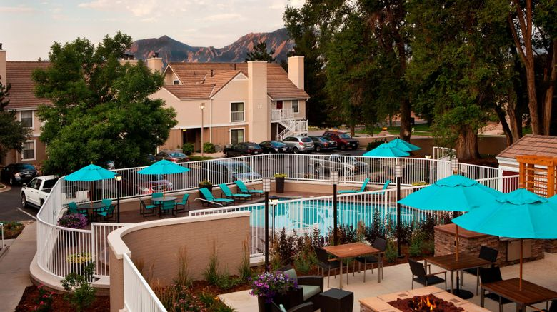 """Residence Inn by Marriott Boulder Exterior. Images powered by <a href=""""http://www.leonardo.com"""" target=""""_blank"""" rel=""""noopener"""">Leonardo</a>."""