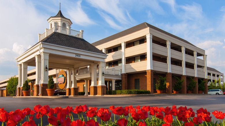 """The Inn at Opryland, A Gaylord Hotel Exterior. Images powered by <a href=""""http://www.leonardo.com"""" target=""""_blank"""" rel=""""noopener"""">Leonardo</a>."""
