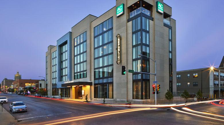 "AC Hotel Des Moines East Village Exterior. Images powered by <a href=""http://www.leonardo.com"" target=""_blank"" rel=""noopener"">Leonardo</a>."