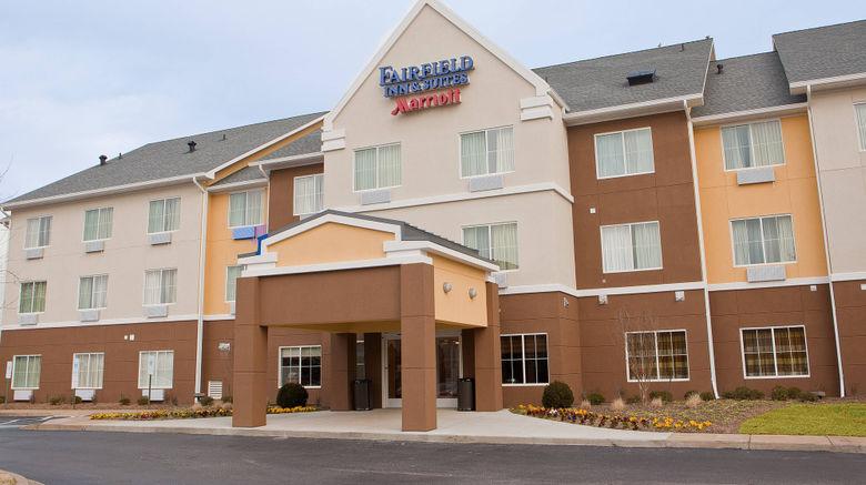 "Fairfield Inn  and  Suites Memphis East Exterior. Images powered by <a href=""http://www.leonardo.com"" target=""_blank"" rel=""noopener"">Leonardo</a>."