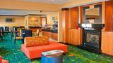 Fairfield Inn & Suites Memphis East Lobby