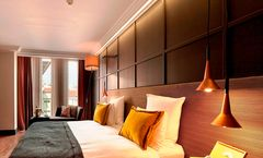 Sofa Hotel Istanbul Autograph Collection