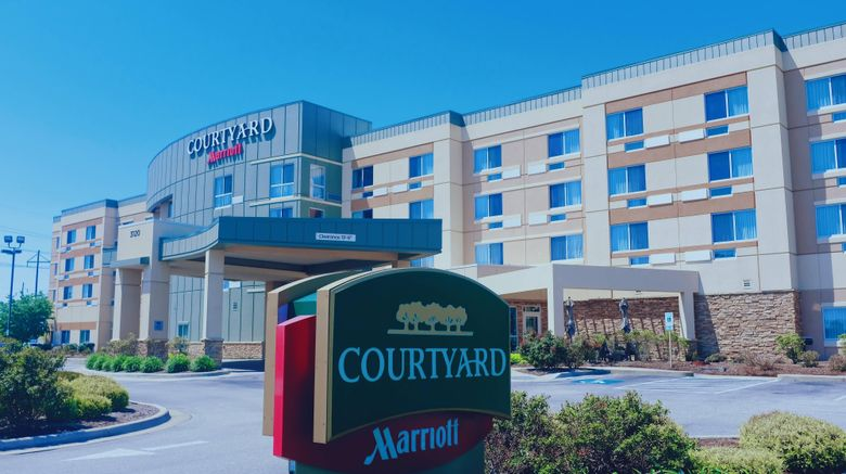 "Courtyard by Marriott Owensboro Exterior. Images powered by <a href=""http://www.leonardo.com"" target=""_blank"" rel=""noopener"">Leonardo</a>."