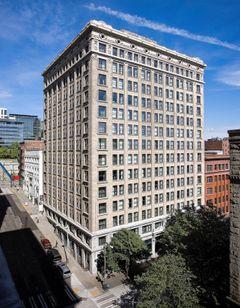 Courtyard Seattle Downtown/Pioneer Sq