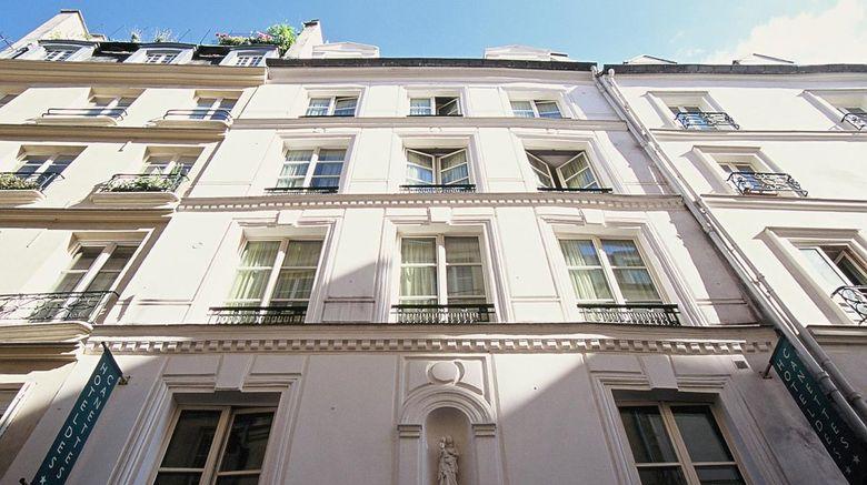 "Hotel Des Canettes Exterior. Images powered by <a href=""http://www.leonardo.com"" target=""_blank"" rel=""noopener"">Leonardo</a>."