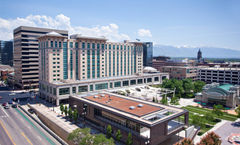 Marriott Hotel Salt Lake City Center