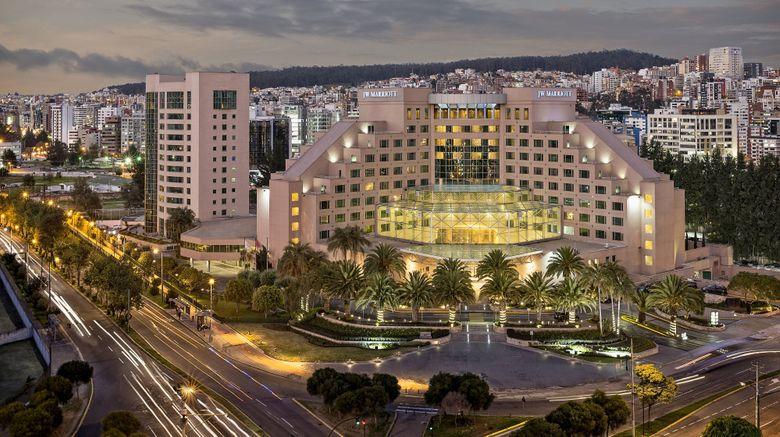 "JW Marriott Hotel Quito Exterior. Images powered by <a href=""http://www.leonardo.com"" target=""_blank"" rel=""noopener"">Leonardo</a>."