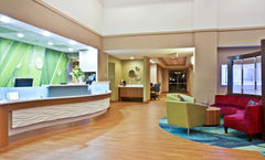 SpringHill Suites Warrenville