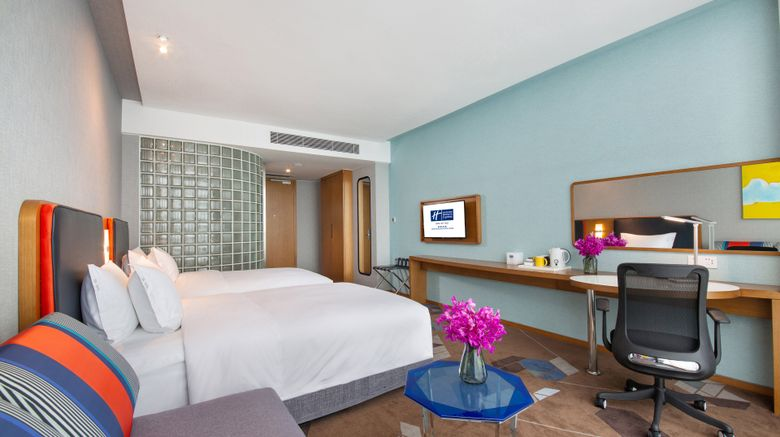 "<b>Holiday Inn Express HighTech Zone Room</b>. Images powered by <a href=""https://leonardo.com/"" title=""Leonardo Worldwide"" target=""_blank"">Leonardo</a>."