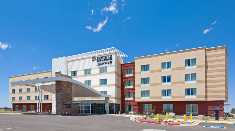 "Fairfield Inn  and  Suites Tucumcari Exterior. Images powered by <a href=""http://www.leonardo.com"" target=""_blank"" rel=""noopener"">Leonardo</a>."