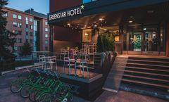 GreenStar Hotel Jyvaskyla