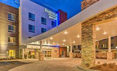Fairfield Inn & Suites St Louis Westport