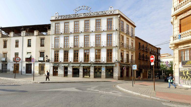 """Exe Triunfo Granada Exterior. Images powered by <a href=""""http://www.leonardo.com"""" target=""""_blank"""" rel=""""noopener"""">Leonardo</a>."""